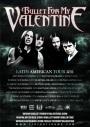 Bullet For My Valentine enSudamerica